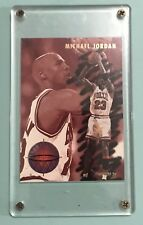 1993 Fleer Sharpshooter #3 Michael Jordan Ungraded And In Mint Condition.