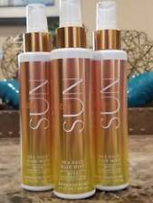 3 Bath Body Works IN THE SUN Sea Salt Hair Mist Spray Beach Texturizing 4.9 oz