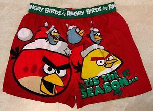 Men's Joe Boxer Christmas Boxer Sleep Shorts: S-M