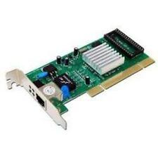 Scheda Rete Gigabit Nilox PCI32bit 10/100/1000 Mbit/s per Case Orizzontali Bassi