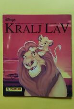 The Lion King Sticker Album Panini 1997 - incomplete 179/232