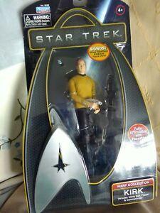 Star Trek Kirk Warp Collection Playmates 2009 SEALED, MINT CONDITION