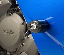 R&G RACING Aero Crash Protectors, Yamaha XJ6 DIVERSION F model only *BLACK*