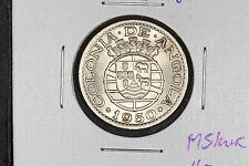 1950 50 Centavos Angola - KM# 72 - BU - MS65+