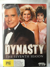 DYNASTY ~ THE COMPLETE SEVENTH & FINAL SEASON 7 SEVEN ~ 7 DVD SET ~ AS NEW~REG 4