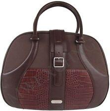 Samsonite Black Label McQueen Laptop Notebook Case Bag Leather Canvas