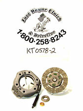 66 Fairlane, 66 Falcon, 64 65 66 Mustang, clutch kit 200 cid 6 cyl # KT0578-2
