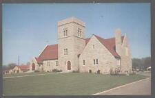 Postcard HOLLAND Michigan/MI Grace Episcopal Church 1950's