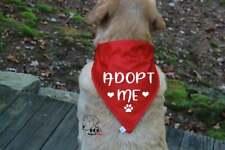 Dog Bandana, Adopt Me, Over the collar Bandana
