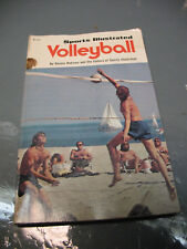 SPORTS  ILLUSTRATED  VOLLEYBALL  1972  FULLY  ILLUSTRATED