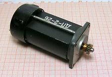 Electric motor ( elektromotor ) DM-2-26 27V DC ( 3300 rpm ) [M3-U]C