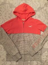 Hollister Hooded Regular Plain Hoodies & Sweats for Women