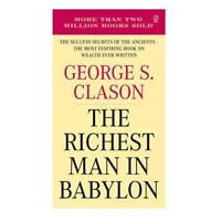 The Richest Man in Babylon by George S. Clason, NEW Book, FREE & Fast Delivery,