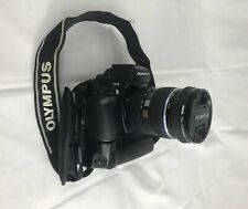 Olympus E-3 10.1MP DSLR Camera Bundle: Zuiko 12-60mm Lens, Carrying Case, Flash