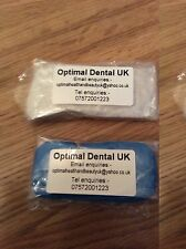 Dental Impression PUTTY materiale x 2 pezzi regolari Sigillato UK Venditore