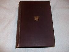Antique (circa 1900) THE WORKS OF FRANCIS BACON  Vol 1  PHILOSOPHICAL WRITINGS