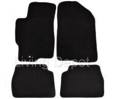 Fit For 2003-2008 Mazda 6 Floor Mats Carpet Front & Rear Nylon Black 4PC