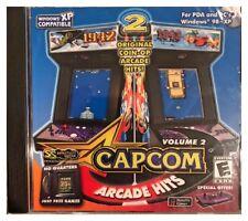 Capcom Arcade Hits Vol 2 Pc Brand New Sealed Free US Shipping Nice
