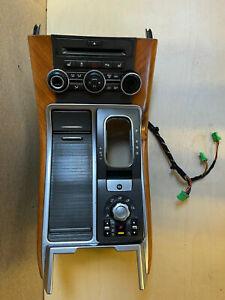 Range Rover Sport L320 2010-13 Centre Console wood trim