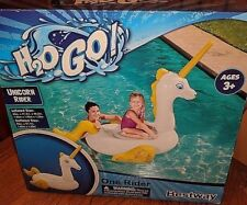 NEW H20 Go Unicorn Rider Inflatable Kids Pool Float