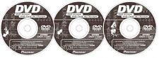 DVD PIONEER WEST CNDV-110MT AVIC-X1 AVIC-X1R AVIC-X1BT AVIC-X3 AVIC Navigation
