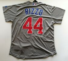 Anthony Rizzo #44  Chicago CubsBaseball Jersey Men Size M Free Shipping