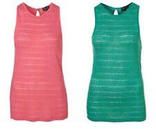 Topshop Viscose Crew Neck Classic Tops & Shirts for Women