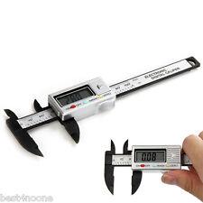 Precision 100mm Vernier Calipers Electronic Digital LCD Caliper Micrometer Scale