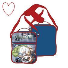 Boys Kids Avengers Over ShoulderBag Adjustable Character School Gift