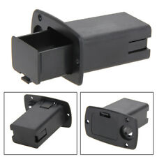 Guitar Pickup 9V Battery Box Case Holder for Electric Guitar Bass Pickup Black