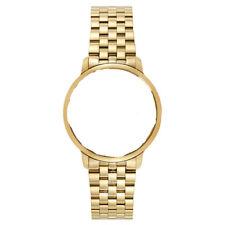 Gold Watch Band Bracelet 5488-P-00300 New 19mm Raymond Weil Toccata Mens