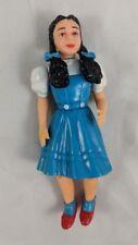 "The Wizard of Oz Poseable Dorothy Figure 4"" Loose 1989 Loews Ren Hong Kong"