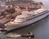 SS CANBERRA & SS HIMALAYA 1960's DVD, P&O Orient Lines *RARE*