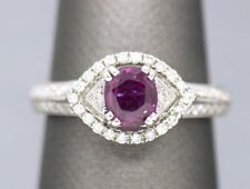 Foreli 1.76ctw Diamond 18k White Gold Ring