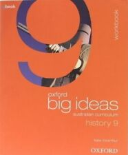 Oxford Big Ideas History 9: Australian Curriculum Workbook by Maggy Saldais (Pap