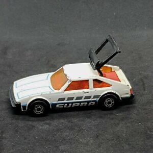 Matchbox MB78 Toyota Supra Vintage Die-Cast Vehicle 1980s Macau