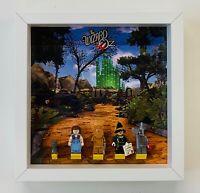 Minifigures Display Case Frame Lego Wizard of Oz Disney Series 2 71024