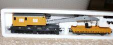 M21 Roco  46331 (44316B) Kranwagen mit Schutzwagen DB  A/c Wechselstrom