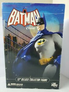 """DC Direct 13"""" CLASSIC BATMAN 1:6 Scale Deluxe Collector Figure Fast Shipping!"""