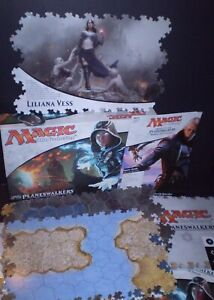 Liliana Vess Jace Magic The Gathering Arena of the Planeswalkers 18 Board Pieces