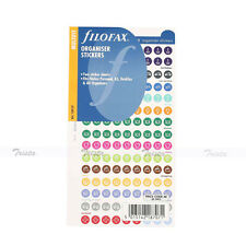 Filofax Personal/A5/A4 Size Organiser Stickers NotePaper Refill Insert 130137 J2