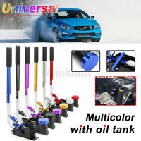 Hydraulic Hydro Handbrake Racing Car E-Brake Lever Gear Locking Oil Tank