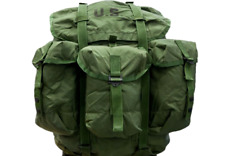 US GI Alice Pack Bag Only OD GREEN, Medium, Used, No Straps or Carrying Hardware