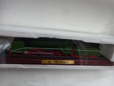 ATLAS EDITIONS 1/100 SCALE - DR 18201 PACIFIC LOCO LOCOMOTIVE STATIC MODEL