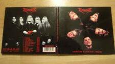 DISMEMBER INDECENT AND OBSCENE / PIECES ORG CD 2000! ENTOMBED CARNAGE CARBONIZED