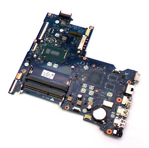 858583-601 HP 250 G5 with Intel Core i3-5005U Laptop Motherboard