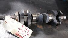 90 HP Force outboard crankshaft