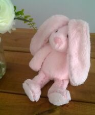 Jellycat My First Baby Bunny Rabbit Soft Toy Pink Gingham BNWT