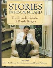 Stories In His Own Hand - Everyday Wisdom of Ronald Reagan (2001)