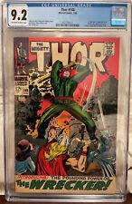 Thor #148 CGC 9.2 - 1st Appearance of The Wrecker; Origin of Blackbolt